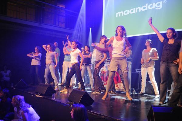 De leukste activiteit met de flashmob workshop i n Beringen!