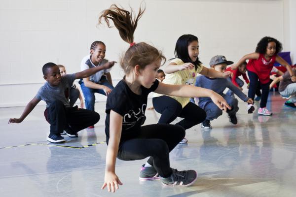Workshop Kidsdance  Beringen.