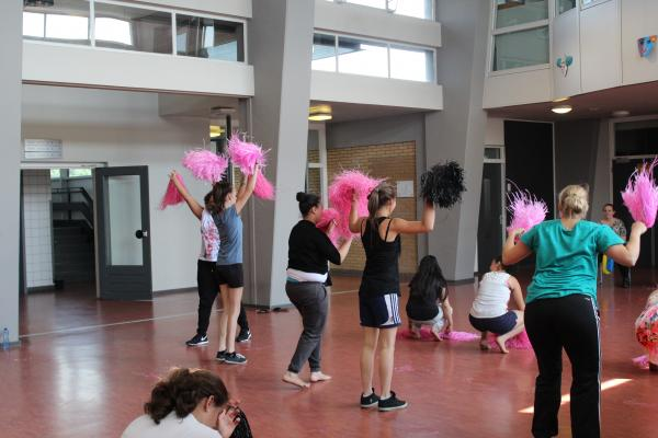 Workshop Cheerleading Beringen