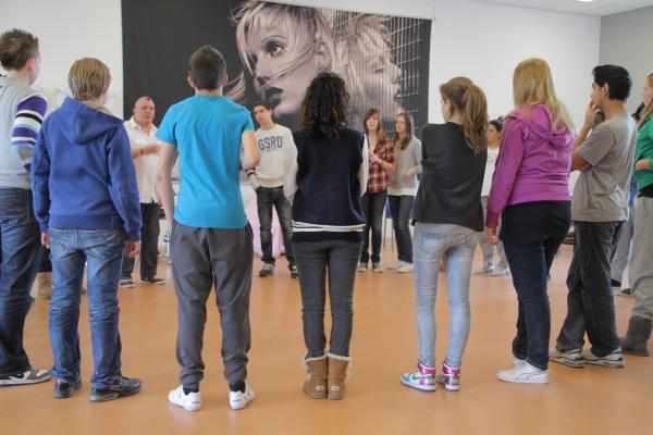 Workshop Theatersport Beringen