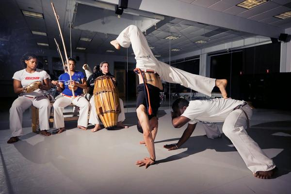 Workshop Capoeira Beringen
