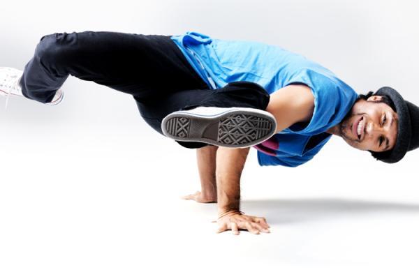 Workshop Breakdance Beringen