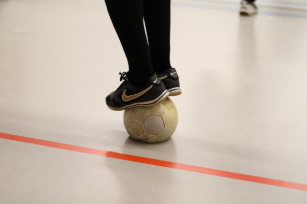 Workshop Pannavoetbal Beringen