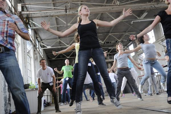 Workshop Hiphop Beringen
